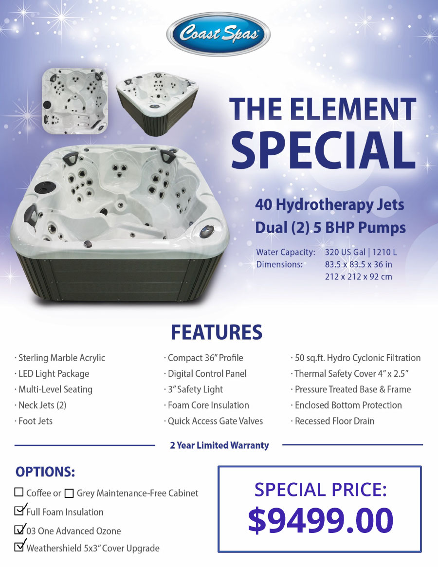 Element Special 2021